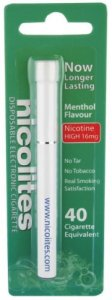 Nicolites Disposable Electronic Cigarette Menthol High 40