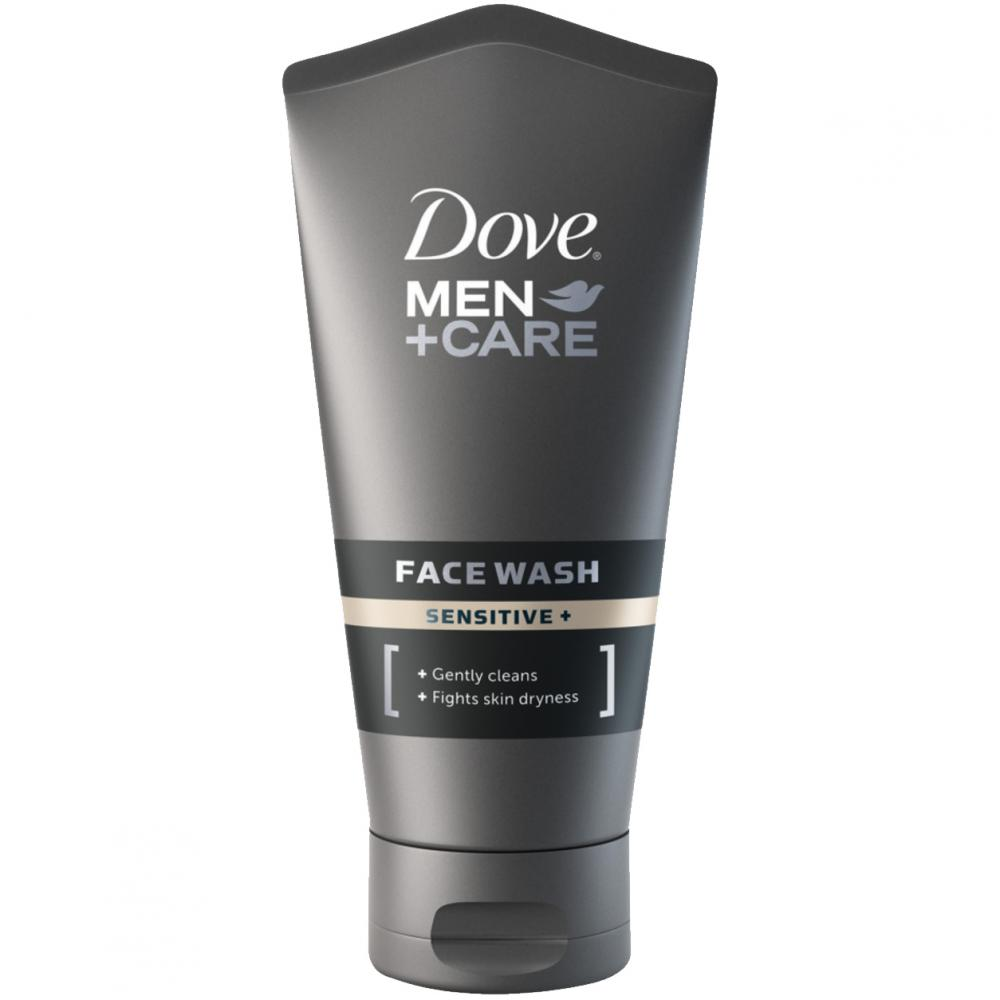 Dove Men+Care Sensitive Face Wash 150ml