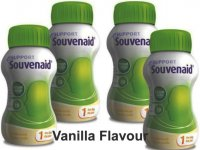 Souvenaid One A Day Vanilla Flavour 125ml Pack of 4
