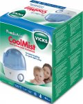 Vicks Paediatric Cool Mist Mini Ultrasonic Humidifier