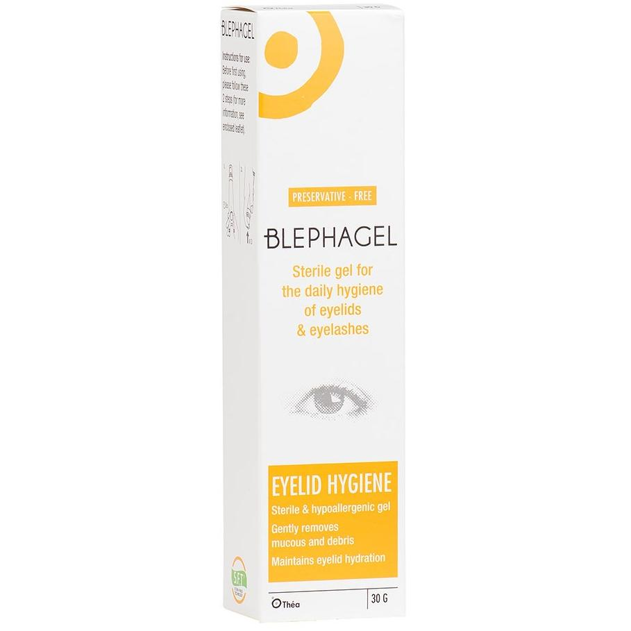 Blephagel Eyelids & Eyelashes Airless Gel 30g