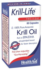 HealthAid Krill-life Capsules Pack of 60