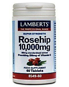 Lamberts Rose Hip 10,000mg Tablets Pack of 60