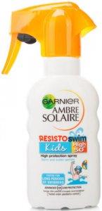 Garnier Ambre Solaire Resisto Swim Kids Spray SPF50+ 200ml