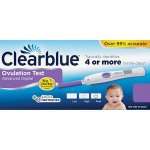Clearblue Ovulation Advanced Digital Test Pack of 10