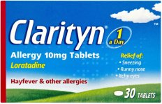 Clarityn 1 a Day Allergy 10mg Tablets 30pk
