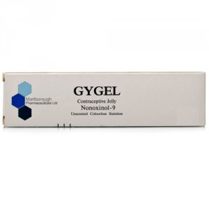 Gygel Contraceptive Jelly 2% 81g
