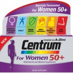 Centrum Women 50+ Tablets Pack of 30