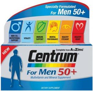Centrum Men 50+ Tablets Pack of 30