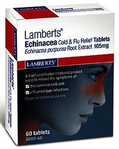Lamberts Echinacea Tablets Pack of 60
