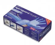 Readigloves Nytraguard Bluple Nitrile Gloves Small Pack of 100
