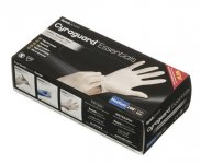 Readigloves Cyraguard Essentials Latex Gloves Medium Pack of 100