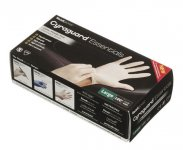 Readigloves Cyraguard Essentials Latex Gloves Large Pack of 100