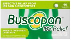 Buscopan IBS Relief 10mg Tablets Pack of 40