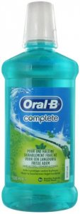 Oral B Complete Mouthrinse 500ml