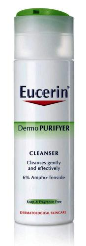 Eucerin Dermo Purifyer Cleansing Gel 200ml