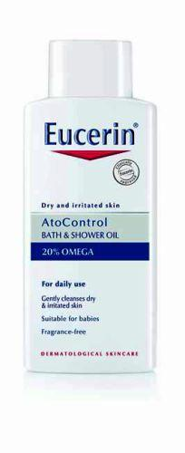 Eucerin AtoControl Daily Care Bath & Shower Oil 400ml