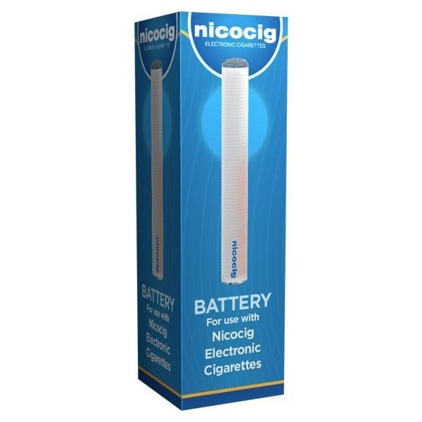 Nicocig Spare Battery - Blue LED