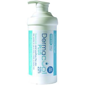 Dermacool Plus Aqueous Cream 2% 500g