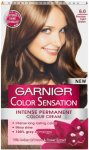 Garnier Colour Sensation Intense Cream Precious Light Brown 6.0