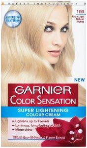 Garnier Colour Sensation Extra Light Natural Blonde 100