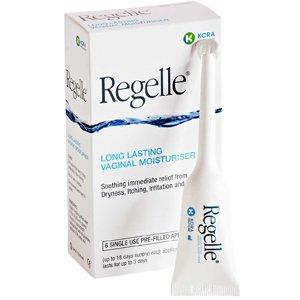 Regelle Vaginal Moisturiser. 6.5g Pack of 6