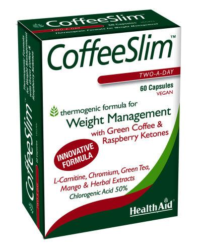 HealthAid CoffeeSlim Capsules Pack of 60