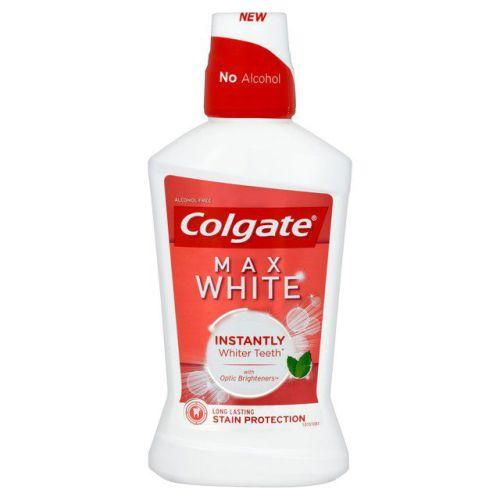 Colgate Max White One Mouthwash 500ml