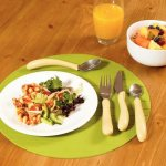 Patterson Medical Caring Cutlery Set