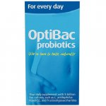 OptiBac Probiotics for Every Day Capsules Pack of 90