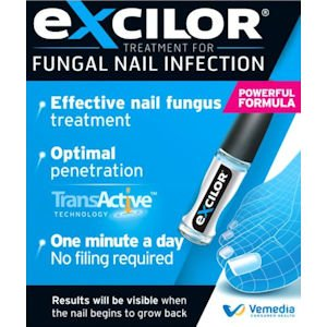 Excilor Solution for Fungal Infections