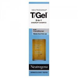 Neutrogena T Gel 2 in 1 Dandruff Shampoo Plus Conditioner 250ml