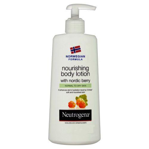 Neutrogena Nourishing Body Lotion with Nordic Berry 250ml