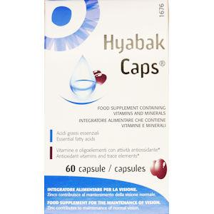 Hyabak Caps Pack of 60