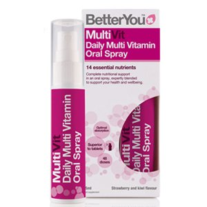 BetterYou Multivit Daily Oral Spray 25ml
