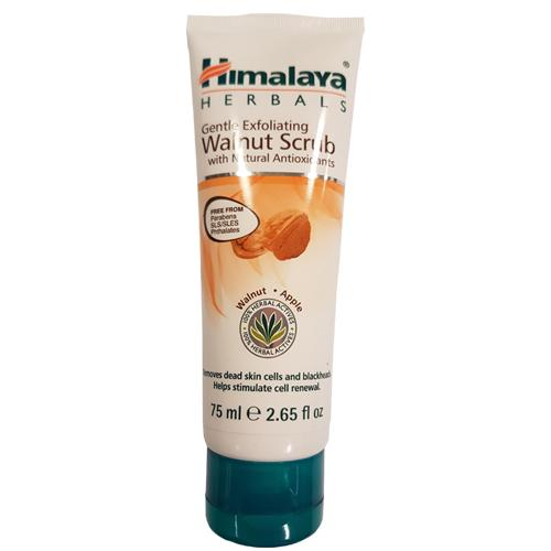 Himalaya Herbals Gentle Exfoliating Walnut Scrub 75ml