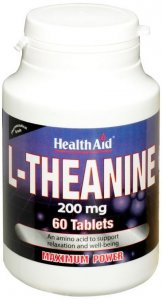 Healthaid L-Theanine Tablets Pack of 60