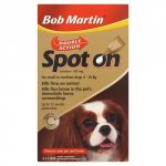 Bob Martin Double Action Spot On Small to Medium Dog Pack of 3