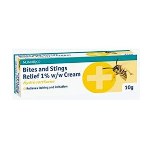 Numark Bites and Stings Relief 1% w/w Cream 10g