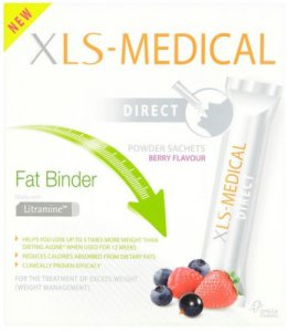 XLS Medical Direct Fat Binder Sachets Pack of 30