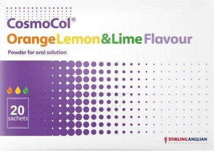 CosmoCol Orange, Lemon & Lime Pack of 20