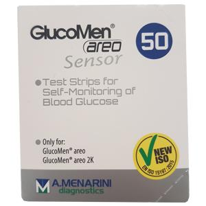 Glucomen Areo Sensors Pack of 50