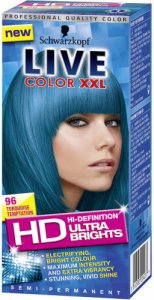 Schwarzkopf Live Colour XXL Turquoise Temptation 96