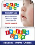 Snufflebabe Nasal Drops 10ml