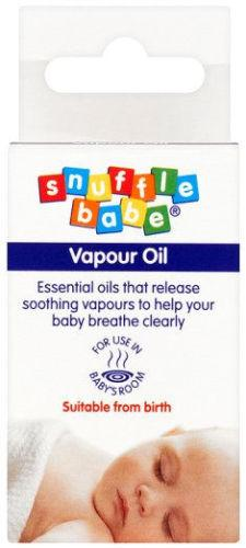 Snufflebabe Vapour Oil 10ml