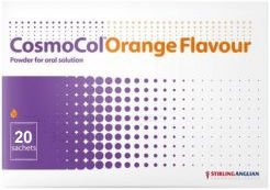 CosmoCol Orange Pack of 20