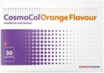 CosmoCol Orange Pack of 30