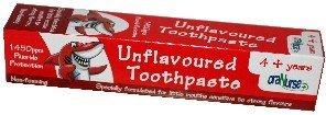 OraNurse Unflavoured Toothpaste 4+ Years 50ml