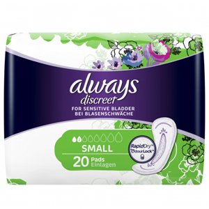 Always Discreet Small Pads Pack of 20