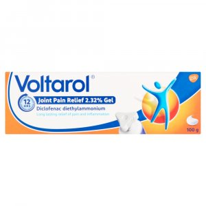 Voltarol Joint Pain Relief 12 Hour Gel 100g
